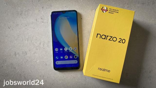 مواصفات Realme Narzo 20