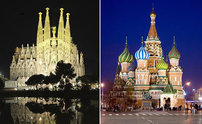 8 Templos mais Famosos e significativos da Europa