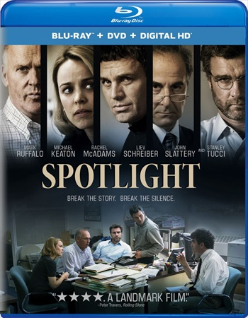 Spotlight 2015 English Bluray Download