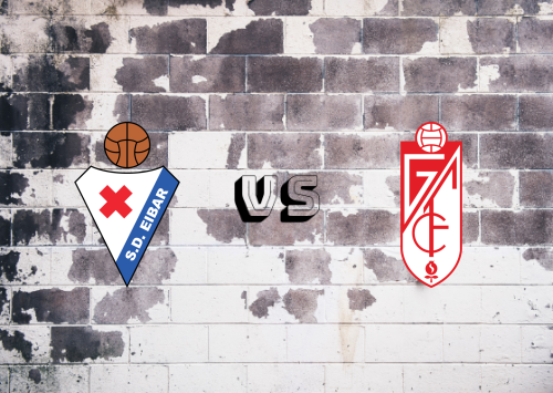 Eibar vs Granada  Resumen