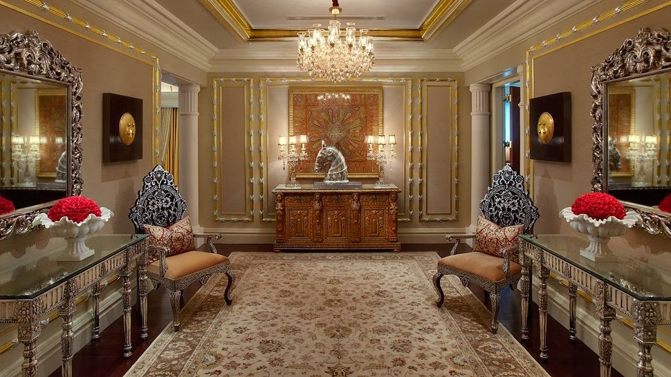 Presidential Suite of Leela Palace, New Delhi
