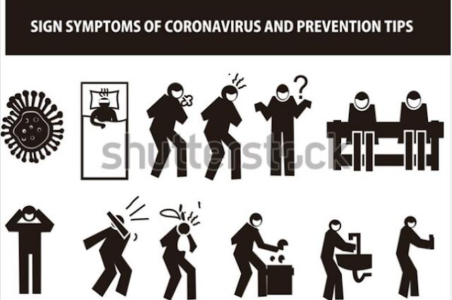 illustration graphics sign symptons