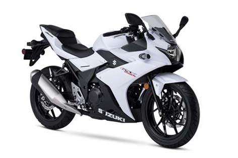 Spesifikasi dan Harga Suzuki GSX-R250 Terbaru