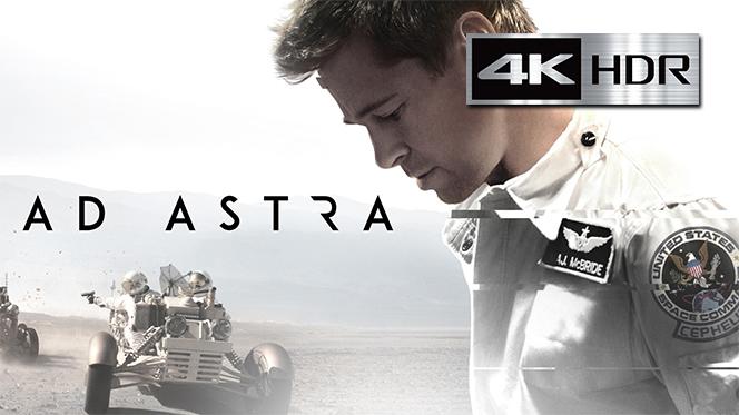 Ad Astra: Hacia las Estrellas (2019) 4K UHD [HDR] Latino-Ingles