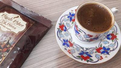 kuyulu türk kahvesi