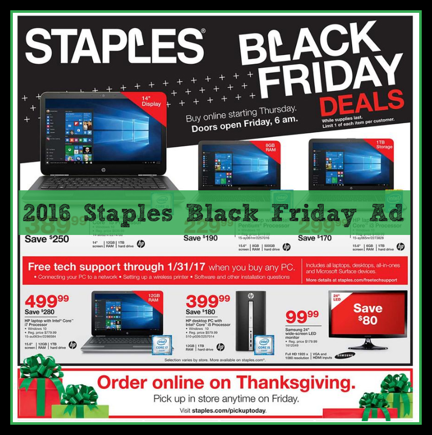 Black Friday will take place Nov. We'll be covering the top deals and ad scans from the biggest retailers, plus Black Friday store hours and online sales times. Check back here for the latest as we count down to the holiday shopping season.