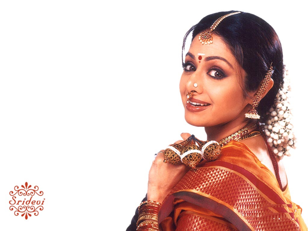 Sexy Images Of Sridevi