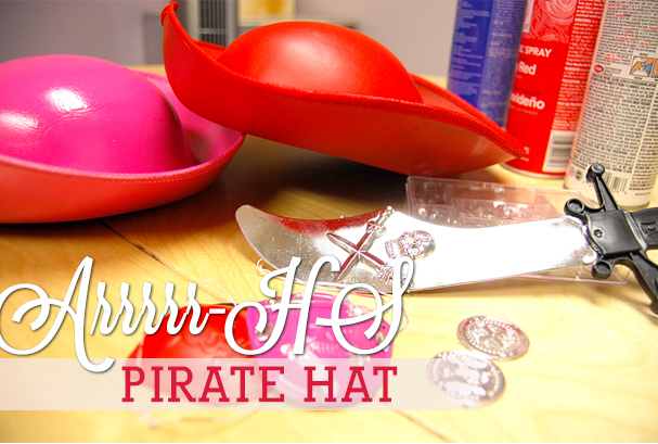 A Red Hat Pirate Extravaganza and DIY Craft! | Red Hat Chat