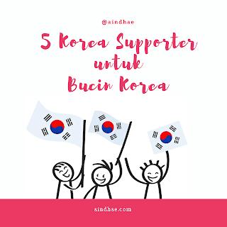 Kegiatan korea yang difasilitasi langsung oleh lembaga resmi Korea