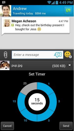 Fitur-Fitur Terbaru BlackBerry Messenger | Download BBM