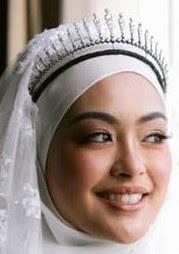 diamond fringe tiara queen kurshiah tunku ampuan besar negeri sembilan malaysia princess aminah atiah