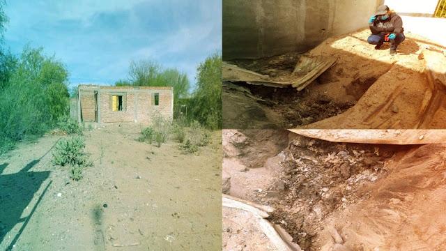En crematorio clandestino El CJNG deja su rastro de muerte con 27 cuerpos en Guaymas, Sonora