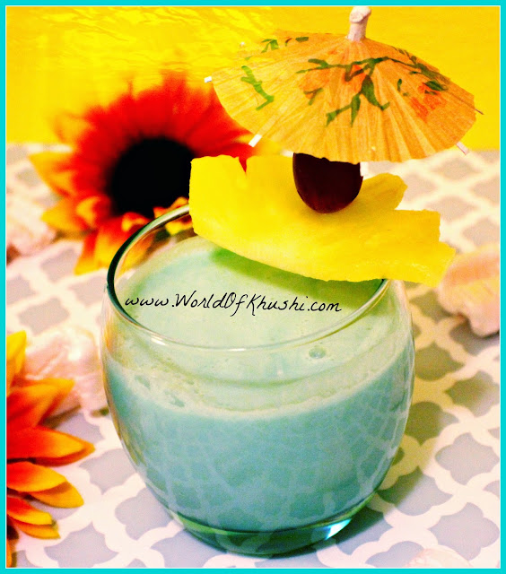 PinaHawaiianMocktail-KhushisWorld