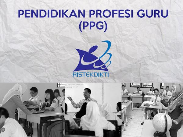Program Studi Program Profesi Guru (PPG) 2017