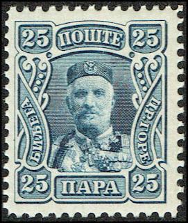 1907 - Prince Nicholas I