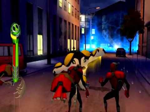 Download Ben 10 Alien Force Vilgax Attacks PSP ISO For PC ...