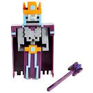 Minecraft Skeleton Necromancer Dungeons Series 3 Figure