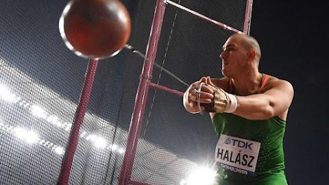 Atlétikai vb - Lengyel óvás Halász ellen, Nowicki is bronzérmes kalapácsvetésben