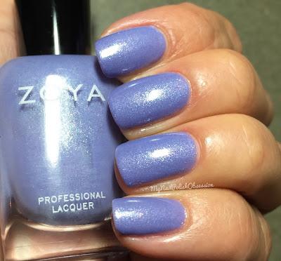 Zoya Petals Collection , Aster