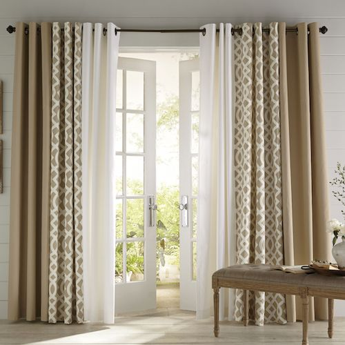 Door Panels Curtains Plastic Privacy Curtain Screen Sheer