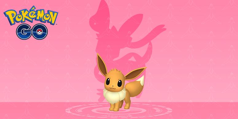 Como Evoluir Eevee para Sylveon em Pokémon GO