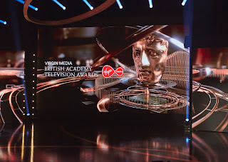 Virgin media sponsored BAFTA TV awards set
