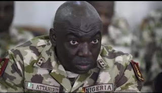Captain And 10 Soldiers Killed By Criminals In Benue Were Burnt Beyond Recognition...DHQ