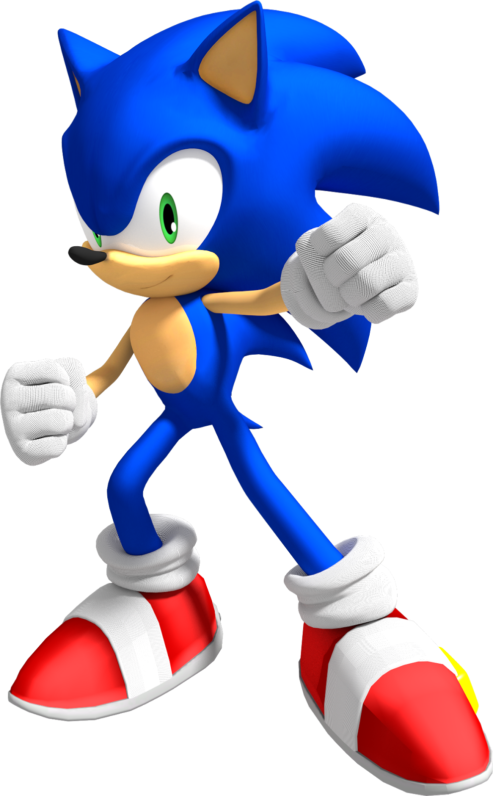 It's just a graphic of Smart Sonic the Hedgehog Images