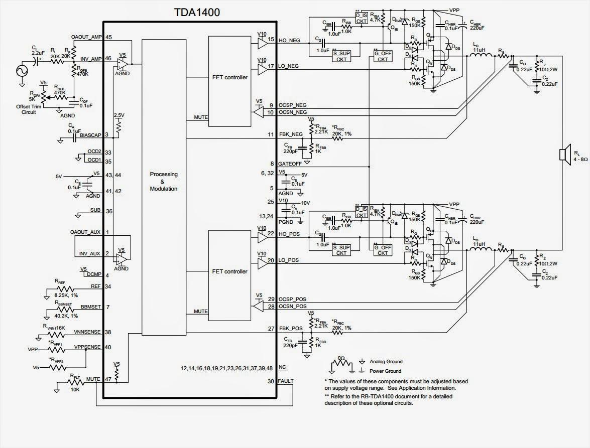 100w subwoofer amplifier circuit diagram hopkins 7 way wiring amplifiercircuits