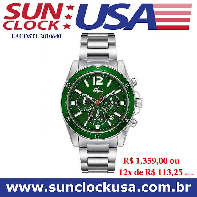 Relógios Importados  Relógio Lacoste 2010640 64da356d74