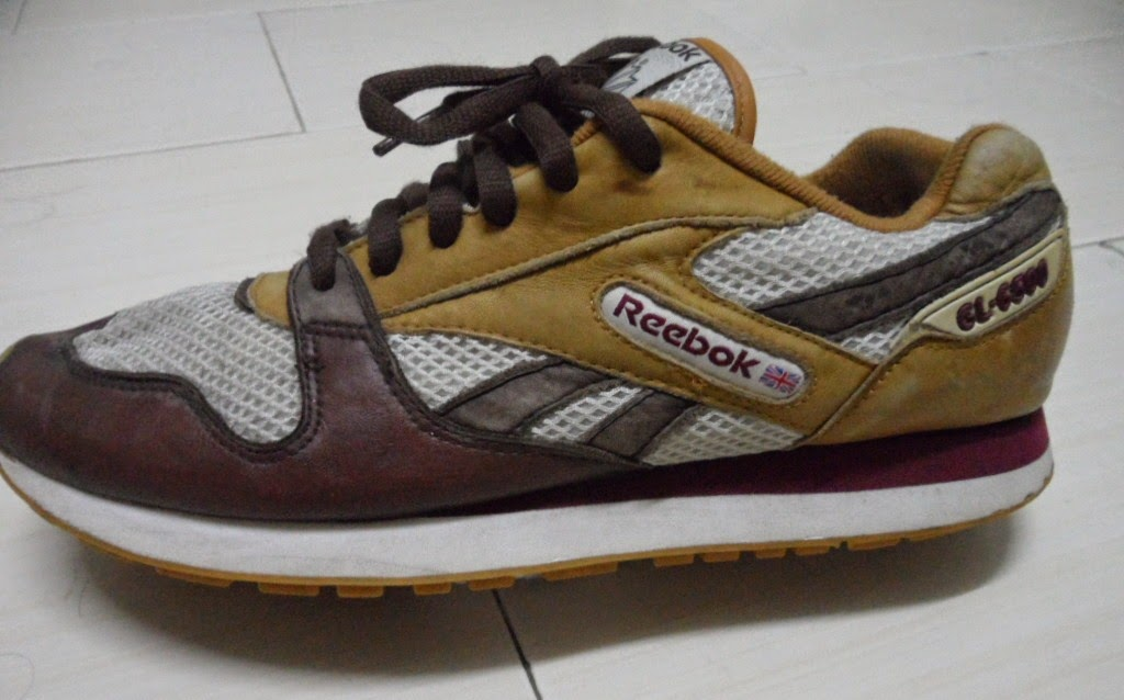 2209ac6a7f3 Clayback Bush Thrift Store   Sneakers  Reebok Classic GL-6500