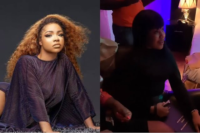 Nengi Is Working With Annie Idibia, See Who Erica is working With In A New Movie Project (Video)