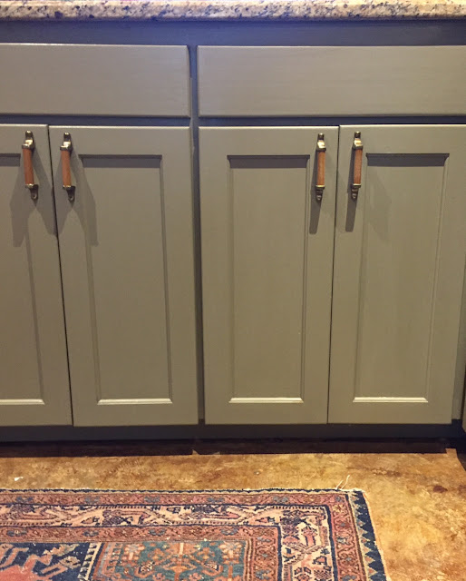 Adding brass: A quick kitchen update with D.Lawless Hardware