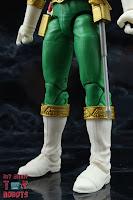 Power Rangers Lightning Collection Zeo Green Ranger 08