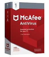 McAfee 2019 Antivirus Free Download