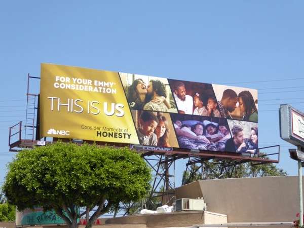 This Is Us 2017 Emmy FYC billboard