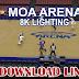 NBA 2K21 MOA ARENA MOD WITH 8K LIGHTING, ARENA FLOOR PLUS DORNAS by Gil Kweba