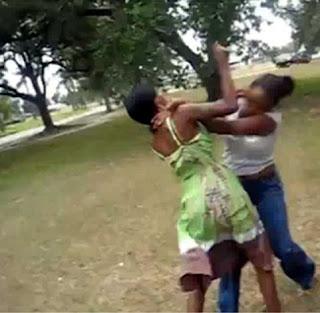Czarne kobiety pełne temperamentu