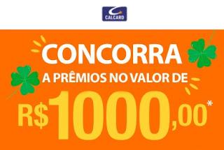Cadastrar Promoção Cartão Calcard 2017 Prêmios Mil Reais