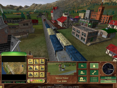 RAILROAD TYCOON 1990: Official Game Direct Free Download
