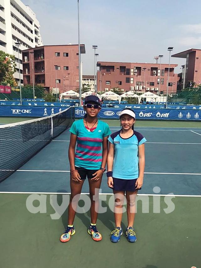 Tumbangkan Unggulan Pertama, Putu Keva Melaju ke Semifinal ATF Thailand