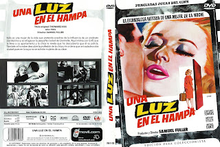 Carátula: Una luz en el hampa (1964) The Naked Kiss