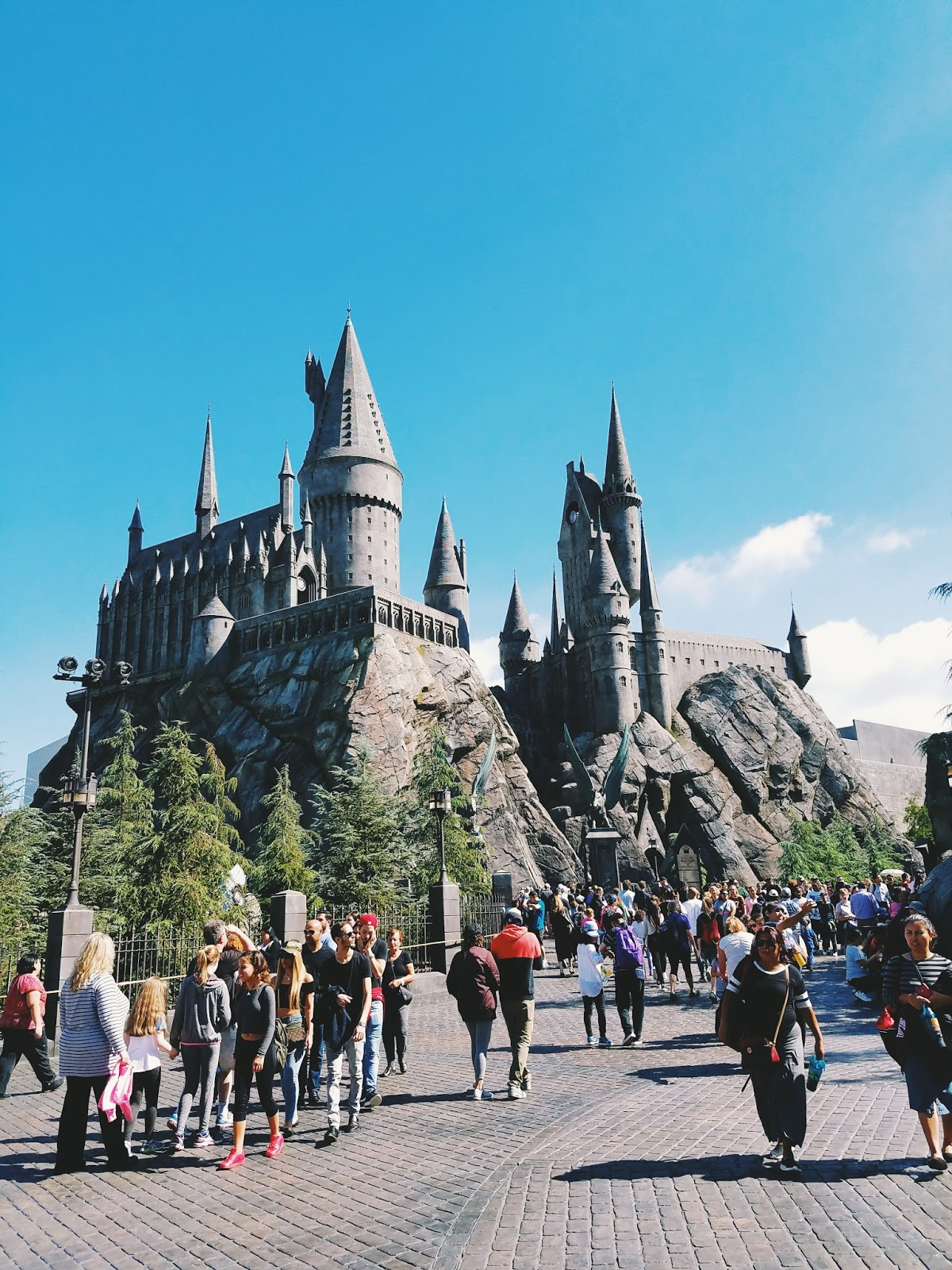Courtney Tomesch Wizarding World of Harry Potter