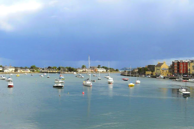 Dublin to Waterford by Car: Dungarvan Harbour