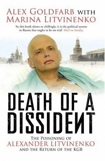 A viúva do morto denunciou o assassinato em livro.