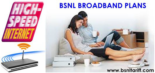 Free BSNL WiFi Modem for Broadband plans customer