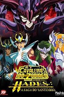Anime Os Cavaleiros do Zodíaco – Hades A Saga do Santuário Dublado