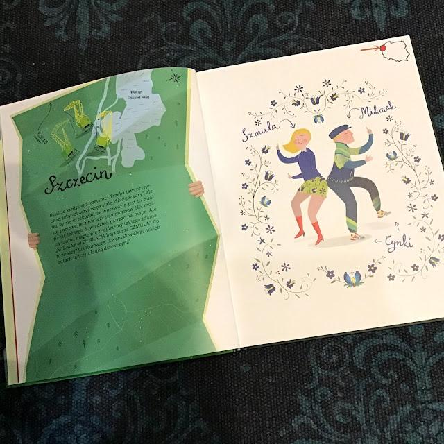 """""""Od mikmaka do zazuli. Atlas regionalizmów dla dzieci"""" Michał Rusinek, Joanna Rusinek, wydawnictwo Bezdroża, o języku dla dzieci"""