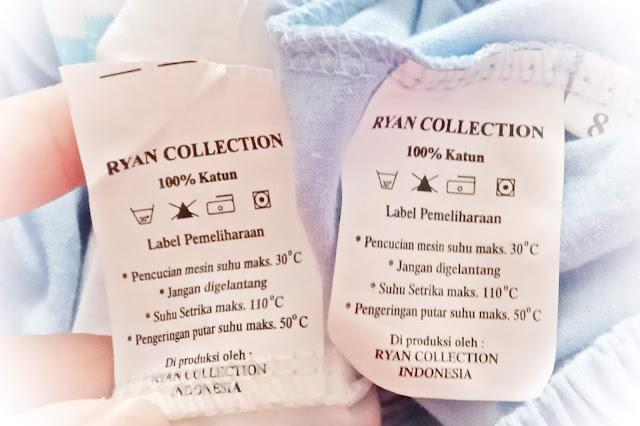 Tips Memilih Baju Bayi Baru Lahir Bersama Ryan Collection