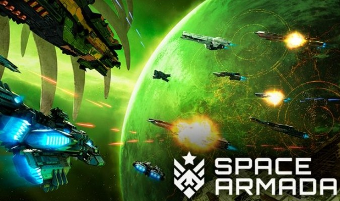 Rekomendasi Game Space Terbaik tuk Android - Space Armada